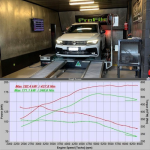 2019 VW Tiguan chip tuning